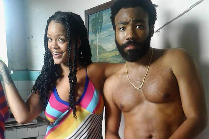 Rihanna Donald Glover Guava Island Trailer