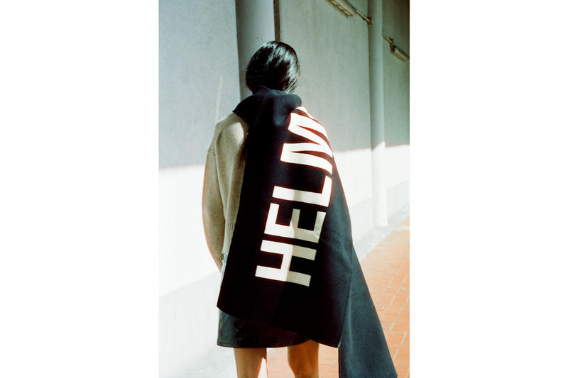 Helmut Lang Pre Spring 2019 HBX Editorial