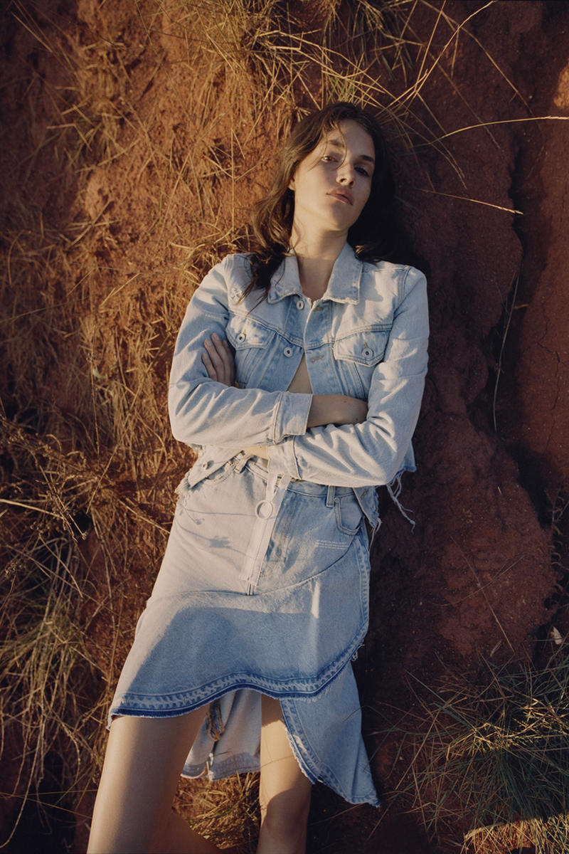 Off-White™ Resort 2019 Denim Campaign