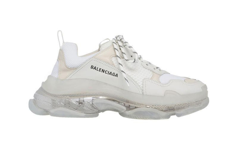 1422158748d Arriving in white and black. Balenciaga Triple S ...