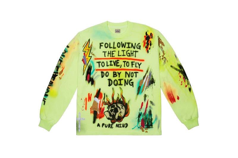 Kanye West Wes Lang T Shirts Wyoming Skeleton