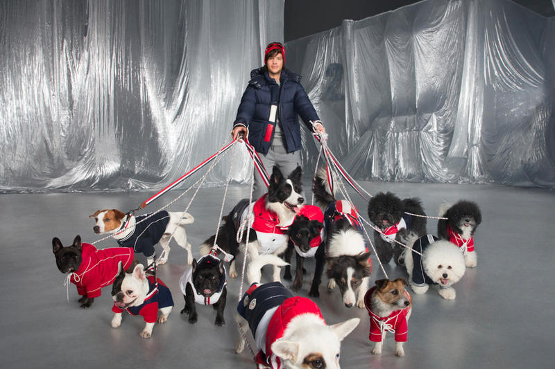 Moncler Poldo Dog Couture Fall Winter 2018