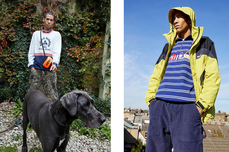 Palace Ultimo 2018 Lookbook Juergen Teller