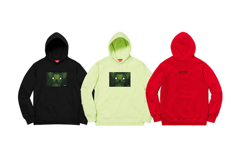 Supreme Chris Cunningham Fall Winter 2018 Capsule