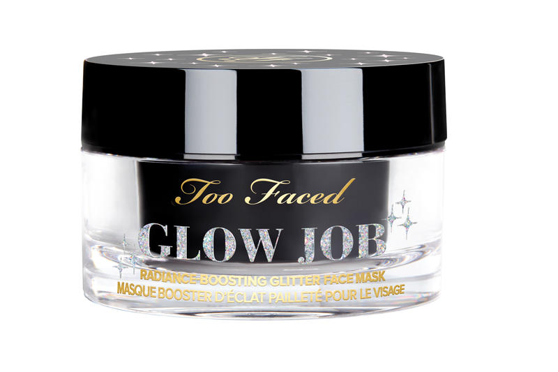 Too Faced Pretty Rich Collection Glow Job Face Mask Disco
