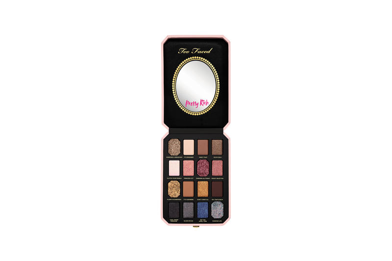 Too Faced Pretty Rich Collection Diamond Light Eye Shadow Palette
