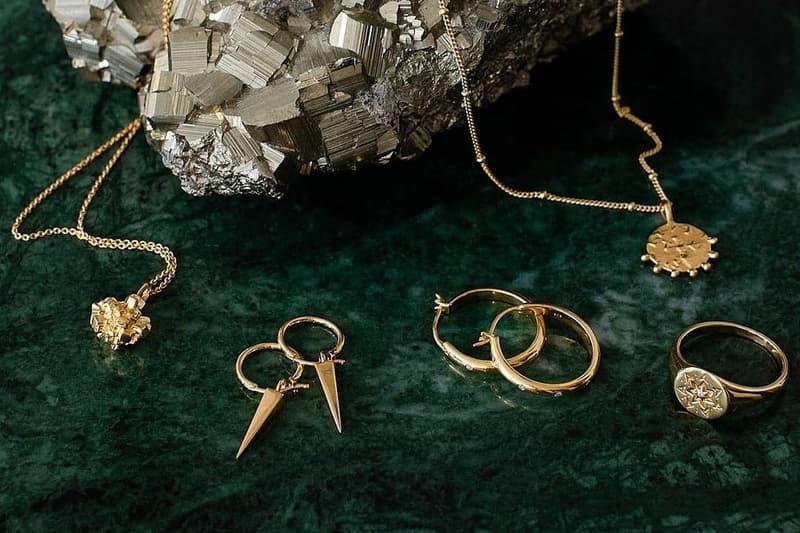 Kaia Gerber Meghan Markle Adwoa Aboah Jewelry Missoma London Necklace