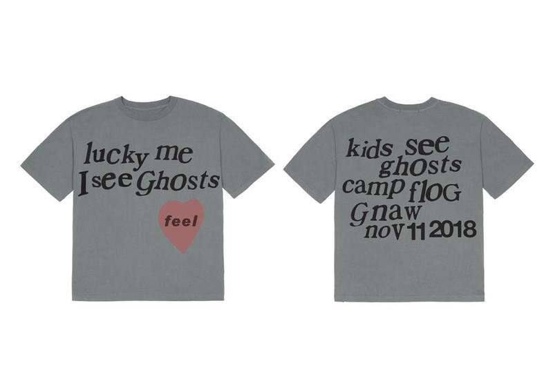 0877f97c94fc Kanye West Kid Cudi Camp Flog Gnaw Merch Merchandise Tyler The Creator  Release Online