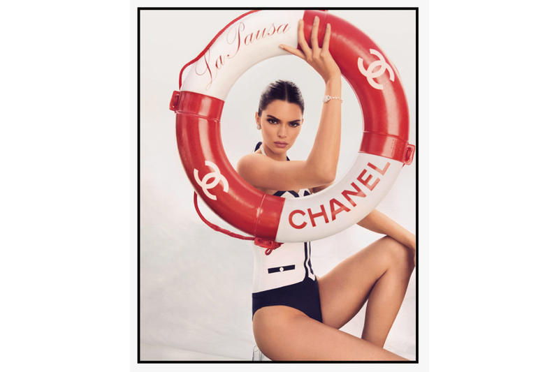 Kendall Jenner Chaos Sixtynine Issue 2 Chanel