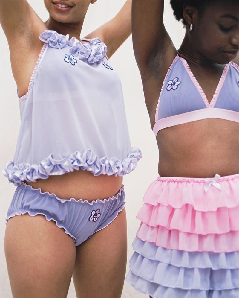Lazy Oaf Lingerie Nightwear Loungwear Bras Underwear