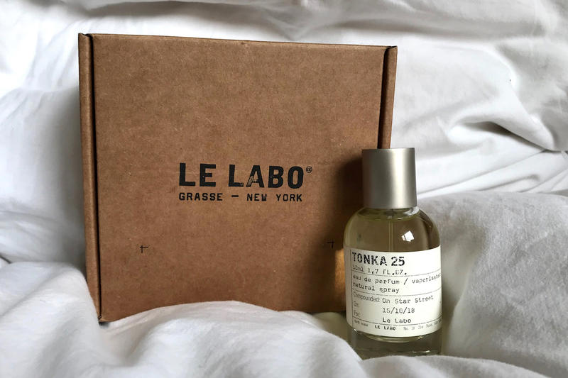 Le Labo Tonka 25 Fragrance Review Perfume Fall Winter Scent