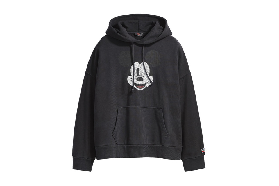 33cfcfdd7 Disney Mickey Mouse x Levi s Collection