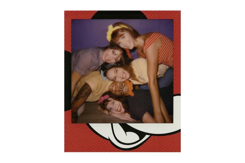 Mickey Mouse x Polaroid Originals 600 Camera Film 90th Anniversary Edition
