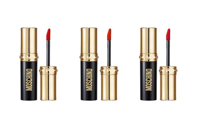 Moschino TONYMOLY K-Beauty Makeup Collection Collaboration