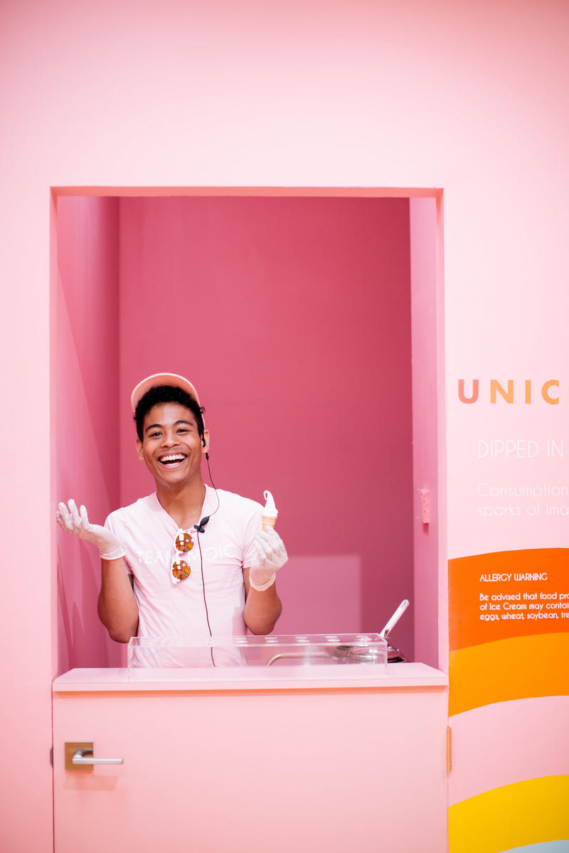 Museum of Ice Cream Opens Permanent Location San Fransisco Instagram Aesthetic Location