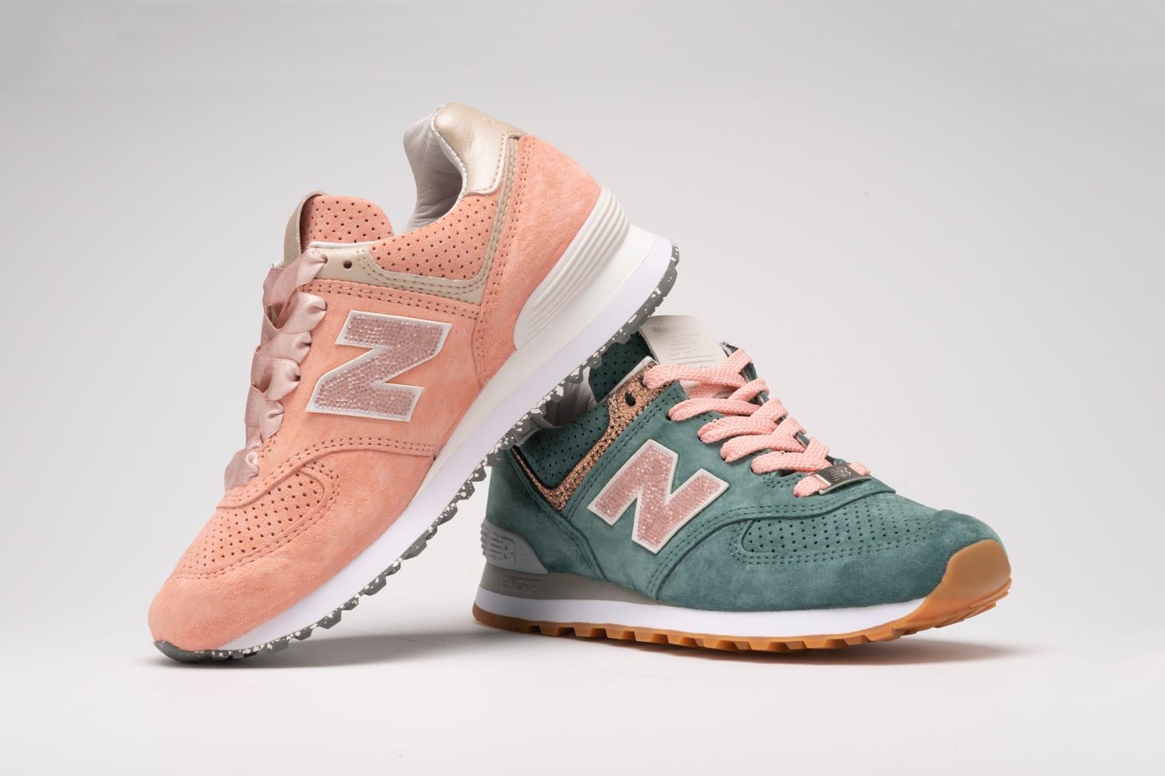 New Balance Releases NB1 574 Swarovski