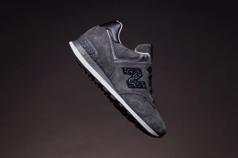 New Balance NB1 574 Swarovski Grey