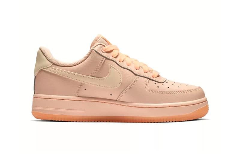 Nike Releases Air Force 1 Crimson Tilt Orange Pulse