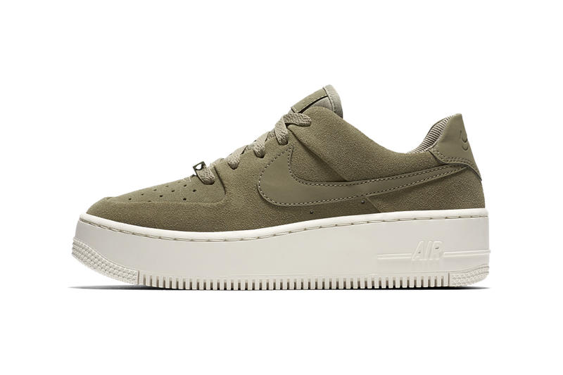 Nike Air Force 1 Sage Low Green
