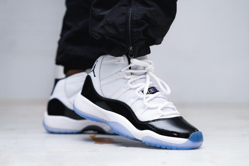 a60ac0c07b0956 Air Jordan XI Concord Returns in Women s Sizing