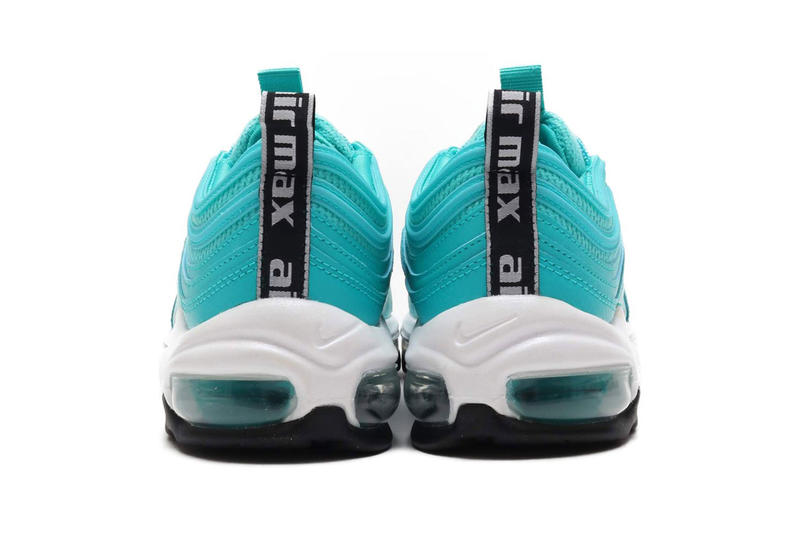 Nike Air Max 97 LX Overbranded Hyper Jade Black a9896d88b