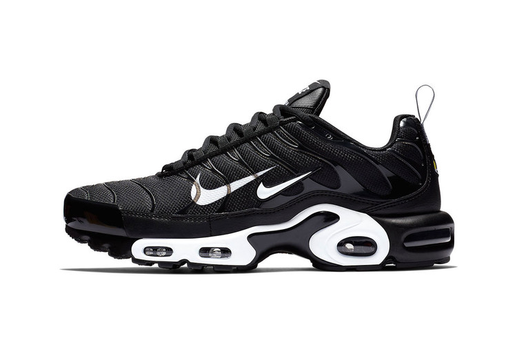 d68f9a29990 Nike s Air Max Plus Gets the Double Swoosh Treatment