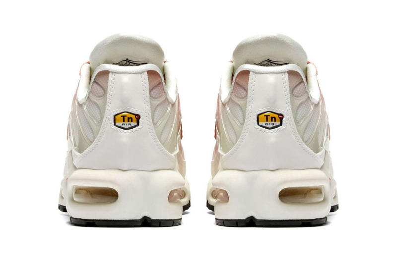 Nike Air Max Plus Faded Coloring Gradient Pink White