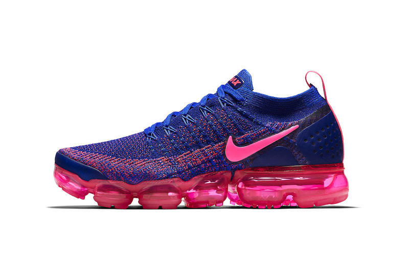 on sale 74ac2 c4977 Nike Air VaporMax 2.0 Racer Blue Pink