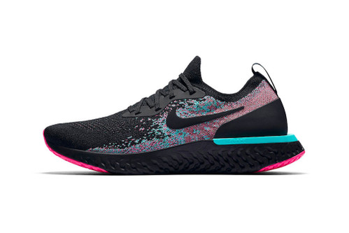 c4915223905f0 The Nike Epic React Flyknit Is a Treat In