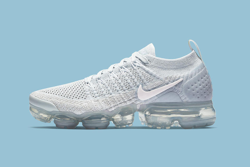 finest selection d85ff 1f930 Nike's Air VaporMax Flyknit 2.0