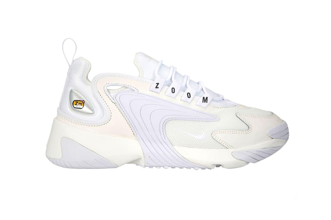 Nike S Zoom 2k Black White And Pink Hypebae