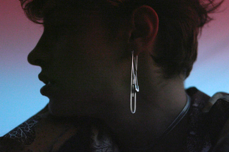 of arc jewelry brand los angeles earrings bracelets necklaces campaign debut short film
