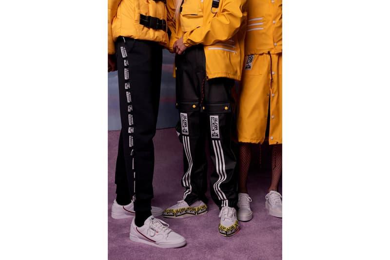 Olivia Oblanc adidas Originals Capsule Kendall Jenner