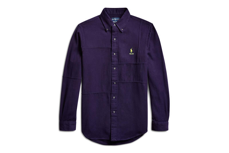 Palace Skateboards Polo Ralph Lauren Full Collection Release Info