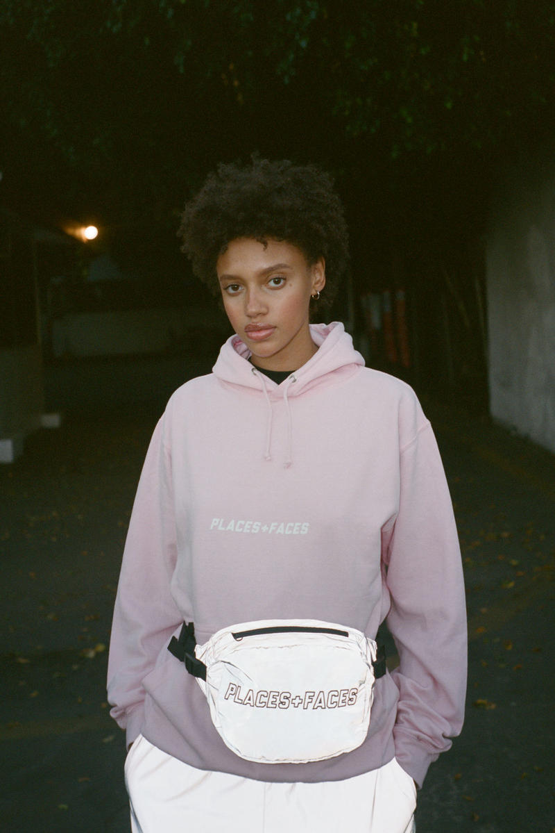 Places+Faces Fall Winter 2018 Lookbook