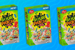 Picture of Would You Try Post's New Sour Patch Kids Cereal?
