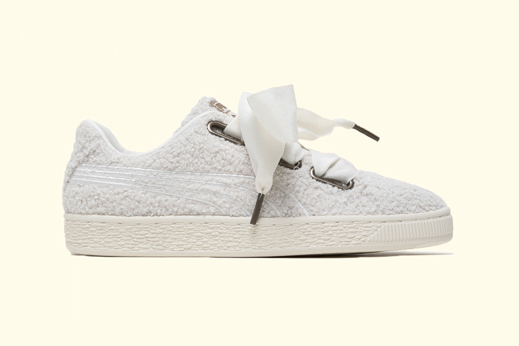004e940846a8e PUMA s Fuzzy Teddy Basket Heart Sneakers Are for All the Cozy Girls