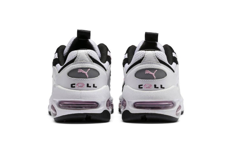 PUMA CELL Endura Pale Pink White