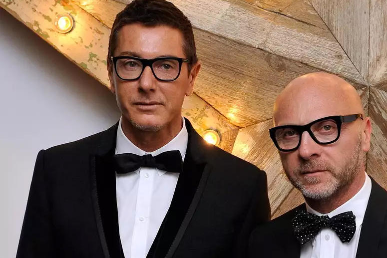 Stefano Gabbana Dolce Gabbana Racism Controversy Comments China Shanghai Show Dolce Loves China Campaign