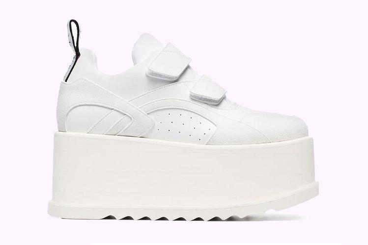0fdfaaf8210d2a Stella McCartney s New Platform Eclypse Sneakers Are Higher Than Ever