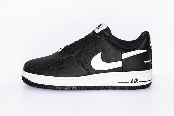 4139a5ff0c0e Supreme x COMME des GARÇONS Shirt Nike AF1 Release Date
