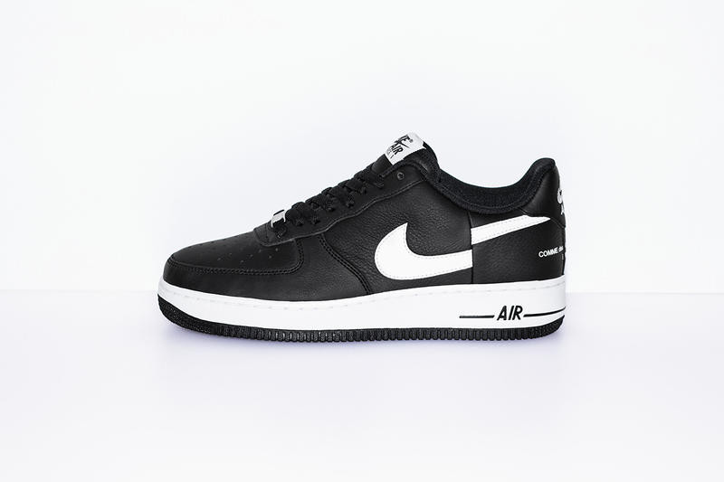 395ab2baa5b5 Supreme x COMME des GARÇONS Shirt Nike AF1 Release Date | HYPEBAE