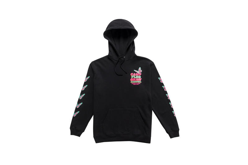 Tyler, The Creator Camp Flog Gnaw 2018 Merch Hoodie Black