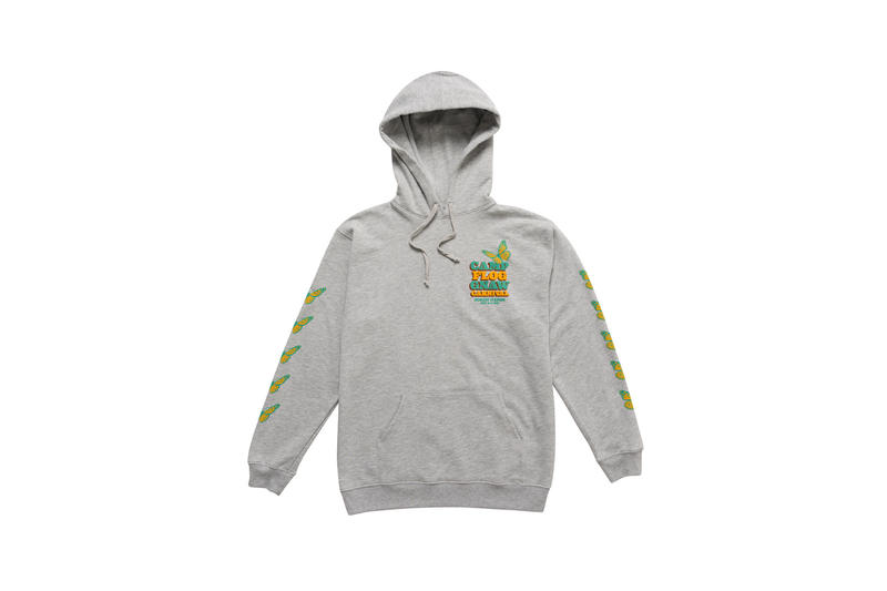 Tyler, The Creator Camp Flog Gnaw 2018 Merch Hoodie Grey