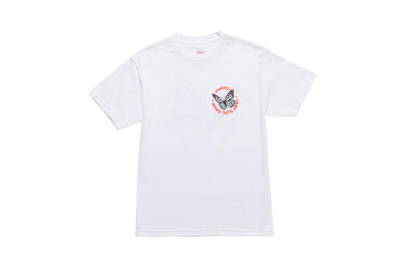 Tyler, The Creator Camp Flog Gnaw 2018 Merch T-shirt White