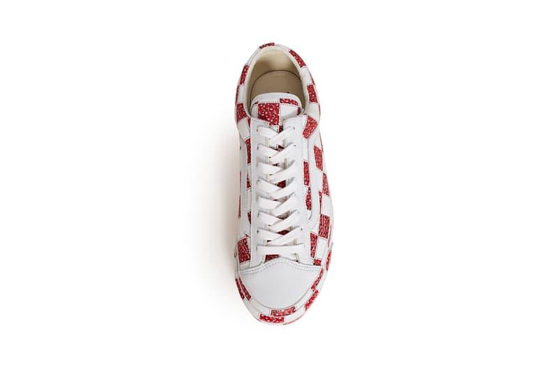 Opening Ceremony x Vans OG Style 36 LX True White Red