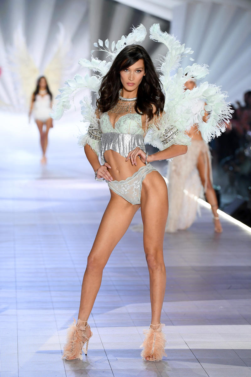 2018 Victoria S Secret Fashion Show Best Looks Hypebae