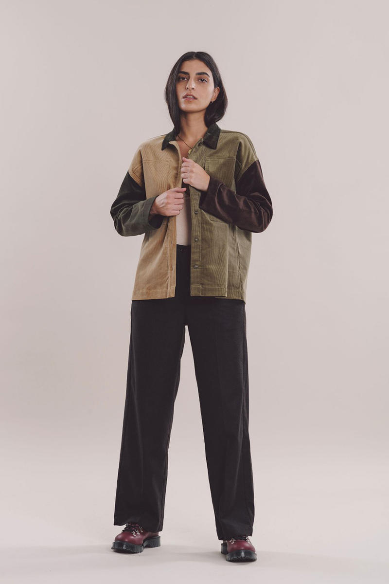 YMC Women's Pre-Spring 2019 Panic Lookbook Outerwear Jackets