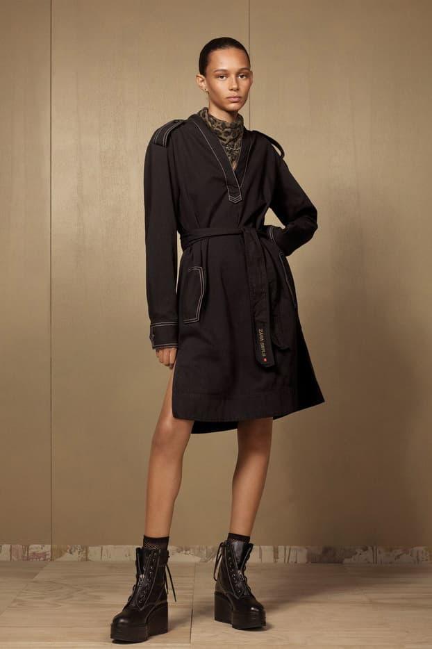 Zara SRPLS 2018 Collection Lookbook Dress Black