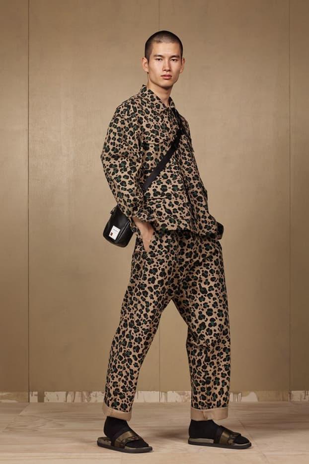 Zara SRPLS 2018 Collection Lookbook Leopard Jacket Pants Brown Black
